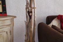 dřevěné objekty