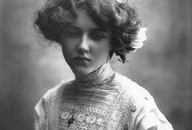 Old photos / Victorian portrait photography