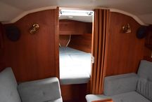 Comfortina 32 / Comfortina 32 modern classic sailboat with fast and stable sailing capabilities