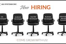Job Hiring - AKS