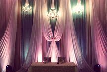 Свадьба- драпировка текстиля