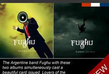 Album Reviews / by Fughu Progressive Metal Band