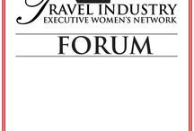 Travel Industry Executive Women's Network (TIEWN) / TIEWN January 28th, 2015 Executive Women's Forum held at The Palm Restaurant in Los Angeles, CA.