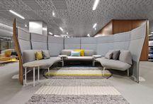 Engineering creative work space