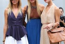 Fashion Week {Street Style} / NY, London, Paris & Milan