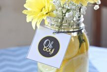 Baby Shower ideas / by Julie Richardson