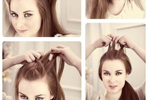 Hair & MakeUp Tutorials. ♥