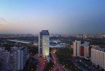 Крыша Москвы / http://instagram.com/olyadudchenko
