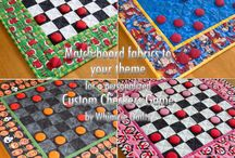 Quilts---- Game Boards
