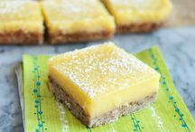Recipes: Desserts & Sweets