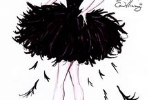 Halloween idea: Black Swan