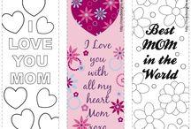 moedersdag kaartjies