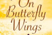 On Butterfly Wings / This is the second book from the Butterfly Barn series. Only a few days to go before you can buy it.  www.karenpowerauthor.com
