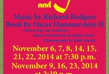 Posters 2014-15 / Production Posters from our 93rd Season!