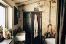 Country Bathrooms / by Felicia Romero