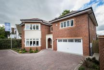 The Residence, Tamworth / Six luxury three and four bedroom homes in a sought after area of Tamworth.