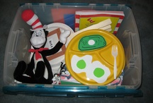 classroom: Dr. Seuss birthday