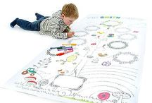 colorable family tree / by Rozannah Trockel