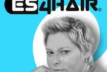 Kapsalon Es4Hair Nijverdal / Dit bord gaat over kapsalon Es4Hair. Een kapsalon in de plaats Nijverdal. Het geeft informatie over alle facetten van mijn Kapsalon. www.es4hair.nl