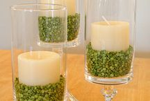Decorate - With Candles / Candles, Candles, Candles...  Wish I had room for them All / by Angie Bradley