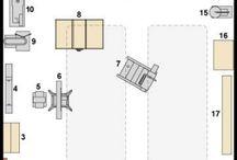 workshop layouts
