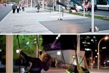Urban Installations / Inspirational, thought provoking and enigmatic urban installations.