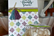 Eastern Palace Stampin Up