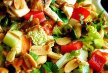 Salads / Salads / by Mari Lee