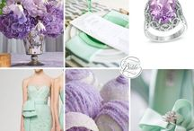 Lavender and Mint / Colour inspiration