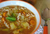 Cuisine : soupe potage
