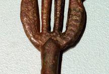 Viking key & padlock