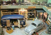 """Diorama """"cars"""""""