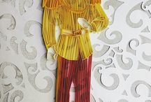 QUILLING MASCULINO