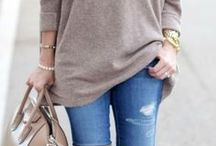 Trendy winter outfits