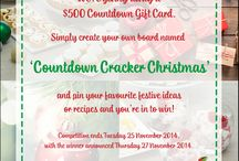 countdown cracker Christmas