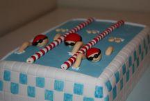 David birthday cake