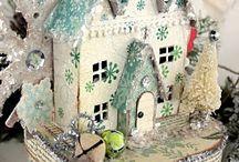 Walking in a (Miniature) Winter Wonderland