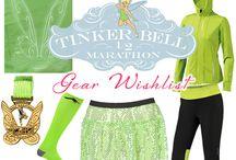 Tinkerbell Half Marathon May 2016