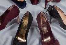 Ted Baker - Festliche Schuhe / Trendig, exklusiv und verspielt: TED BAKER LONDON hält diesen Winter wieder viele festliche Pumps für Sie bereit. ► http://bit.ly/KONEN-Festliche-Schuhe-HW16