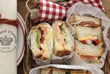 Food Photography - Sandwiches