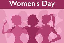 Happy Woman's Day 女神节٩(๑òωó๑)۶  #PressforProgress #WomanDay