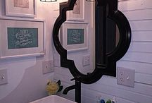 Salle de bain (rustique)