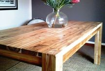 blackwood dining tables / gorgeous solid wooden Blackwood dining tables