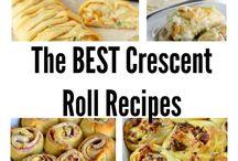 Crescent roll recipes