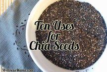 Chia uses