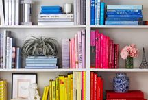 bookshelves done right / by Heather