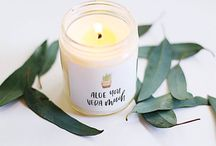 the candle creative // collaborations