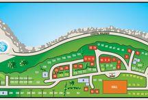 Belt Road map