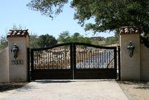Poorten gate