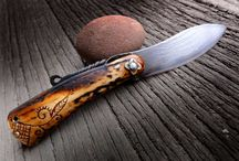"- ""Ferri 2"" - Folding Knife / Il Coltello Serramanico / by Nicola Bonamini"